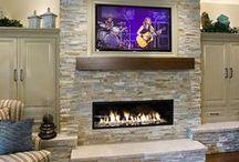 {Design Inspiration: Fireplaces}