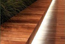 Garden in light - Pihan valaistusta / Valoa pihalle, eli ne tunnelman kannalta tuiki tärkeät valon lähteet.