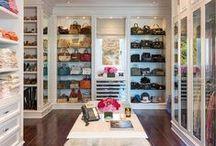 {Design Inspiration: Closets} / Everything Closet.