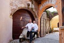 Garda / Places and food around lake Garda