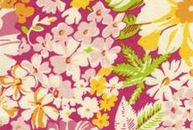 Anna Griffin Fabric / We currently have the Willow, Carmen and Fifi and Fido fabric collections from Anna Griffin! Don't miss these hard to find fabrics.