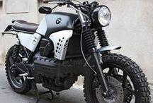 BMW sKrambler Inspirations / Anregungen, Ideen, Visionen für den Umbau einer BMW K100 RS 16V