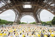 international yoga day / pictures from all over the world from the 1st International yoga day June 21st 2015