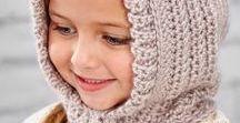 CROCHET_chusty czapki szale swetry rękawice