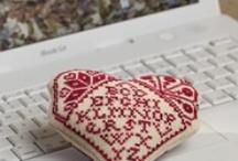 cross stitch / by מירית שחורי חצרוני