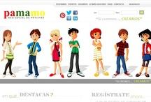Red Social de Artistas Pamamo / Para conocer la Web Pamamo ...