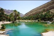 Nature | Oman / Appreciate the colourful mosaic of landscapes and biodiversity on offer in #Oman.