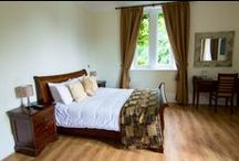 Guest Bedrooms / We have 19 guest bedrooms on site.