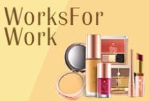 #WorksforWork / Pin to Win a Lakme Hamper