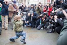 fotografos del abismo