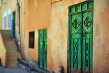 Doors | Oman / Open the doors of Oman to uncover a myriad of legends & fairy-tales in a magical country.