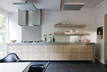 Keuken wonen / Mijn droomkeuken/ woonhuis