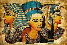 Antiguo Egipto / Arte y curiosidades de una antigua civilización que siempre me fascino! Art and curiosities of an ancient civilization that has always fascinated me!