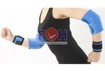 Orthopedic Care - Elbow Supports / Elbow braces, wraps, straps, pads and protectors, compression supports with varied designs, colors materials to fulfill your specific requirements. Loop lock, closures and more are add-on features.