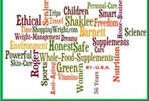 Shaklee <3 / Shaklee - the 1# natural nutrition company in the U.S.! Great home business opportunity! / by Susan Besteman