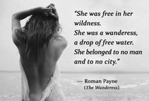 Literary Quotes / The Literary Quotes of Roman Payne