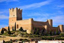 Castillos y fortalezas / Castillos y fortalezas de todo el mundo!