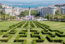 Lisboa, Portugal / Una de las ciudades que he visitado.  One of the cities that I have visited!