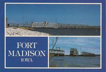 Ft. Madison, IA- Hometown / Photos from my Southeast Iowa hometown...located on the mighty Mississippi!