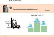 Carriere en mensen / Werken in de logistiek | Social Media
