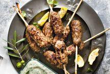 OrangeNest Goes Greek / Greek BBQ foods to drool over..