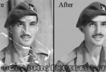 Image-Restoration-Servic / Graphic Experts International focuses in Image Restoration Service or mending damaged images. Till date, we must restored myriad of injured and old images and take images in any disorder to prepare perfect Photoshop Restoration effort. Our only aim is to reinstate images and stay near to its original image as much as possible.