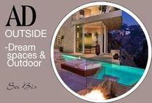 AD-Dream spaces and outdoor / Very luxury spaces and outdoor homes