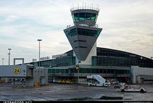 Aeropuertos / Photography featuring airports of around the world! Fotografía sobre los aeropuertos de ciudades de todo el mundo!