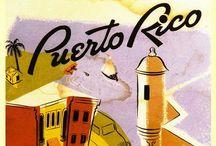 """San Juan, Puerto Rico / Recuerdos de un viaje """"relámpago"""" a San Juan, ya hay muchísimos años! Remembering a """"quick"""" trip to San Juan, many years ago!"""