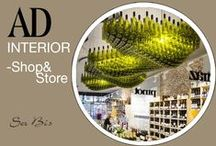 AD-SHOP&STORE / Forniture ideas