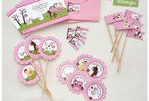 Diseños infantiles / Para cumpleaños, para decoración, para regalar / by Zoe