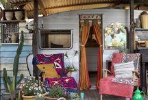 camping - tiny house