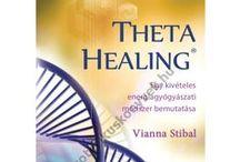 Theta Healing, theta agyhullámok / A ThetaHealing egy olyan vizualizációs technika, melyben fókuszáljuk a figyelmünket, megzabolázzuk a gondolatainkat, támogató érzéseket csatolunk hozzájuk. Ilyenkor agyhullámaink lassúak – szaknyelven théta agyhullámok. A théta – hasonlóan a relaxációs alfa agyhullámokhoz – az elalvás előtti mély ellazulás állapota. Ebben a tudatállapotban agyunk még képes a tudatos döntéshozatalra, ám már a tudatalattinkat is elérjük, ahová nemcsak az ötletek, a kreativitás vagy az álmok tartoznak.