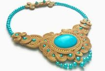 Rena Soutache Art - Etsy Shop / My handmade jewelries