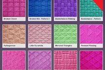 pattern (knitting)