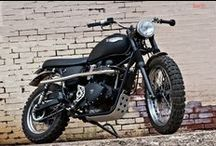 Scramblers & cafe racers