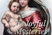 The Joyful Mysteries Artwork / Here you will find the artwork found within The Joyful Mysteries which helps readers pray the rosary more meditatively. You can get the book at http://www.gracewatch.media