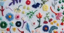 Embroidery Ideas / Simple embroidery patterns to replicate
