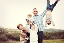 Fun Photo Ideas / Super cute ideas for family photos