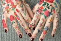 Tattooesque / Tattoos and tattoo-style illustrations. I don't have any tattoos, but I think they're beaut.