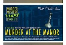 Our Murder Mystery Party Games / We have the widest selection of boxed and downloadable murder mystery kits in the UK! Which one will you choose? www.murdermysterystore.co.uk.