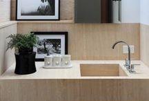 HOME | Bathrooms / by Elizabeth Ramfou