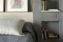 HOME | Bedrooms / by Elizabeth Ramfou