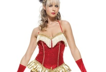 Candi Tassle - Murder in Las Vegas / Costume suggestion and character profile for Murder in Las Vegas showgirl Candi Tassle.