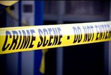 7 Ways to Create a Crime Scene / A guide for murder mystery party hosts or forensics fans.