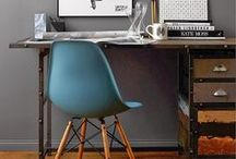 working space / by Elizabeth Ramfou