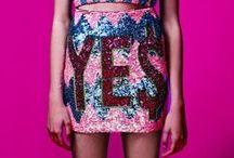 Fantasy Outfits / Decadent, OTT, eccentric, kitsch fashion.