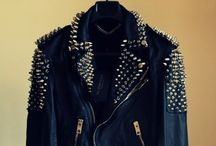 Fashion - Leather, Lace & Spikes / Everything Leather, Lace, Spikes & Punk Rock