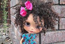 Blythe freckles