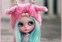 Куклы в шапке